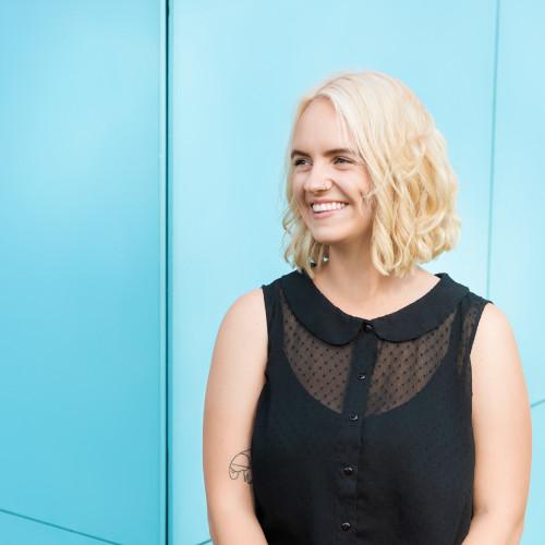 Change One Thing | Samantha Floreani Headshot